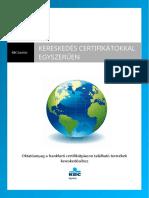Certifikátok eBook