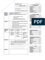 lesson plan form 1 & form 3