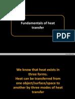 4 Fundamentals of Heat Transfer