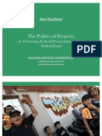 Kaufman The Politics of Property