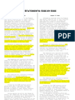 2010-09-21 - Fed Side by Side Statements