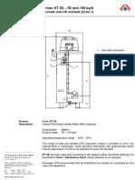 (1)Zone 1 Kosangas LPG Vaporizer Catalogues