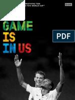 US 2018/2022 FIFA World Cup™ Bid Brochure - Greek