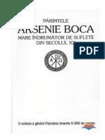 Ginsca, Ioan - Parintele Arsenie Boca, mare indrumator de suflete din sec. XX ( O sinteza a gandirii Parintelui Arsenie in 800 de capete) v.1.0