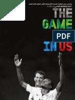 US 2018/2022 FIFA World Cup™ Bid Brochure - Arabic