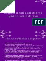 Utilizarea corectă a opțiunilor de tipărire a unei.pptx