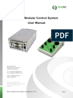 MCS User Manual