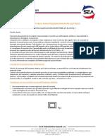 Uso e Manutenzione Impianto Elettrico