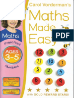 Maths Made Easy Numbers
