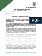 TAREA 1_Jorge Maldonado_Analisis de La Problematica Vehicular