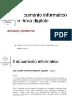Firma Digitale PDF A