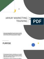 Jaykay Marketing Training Centre