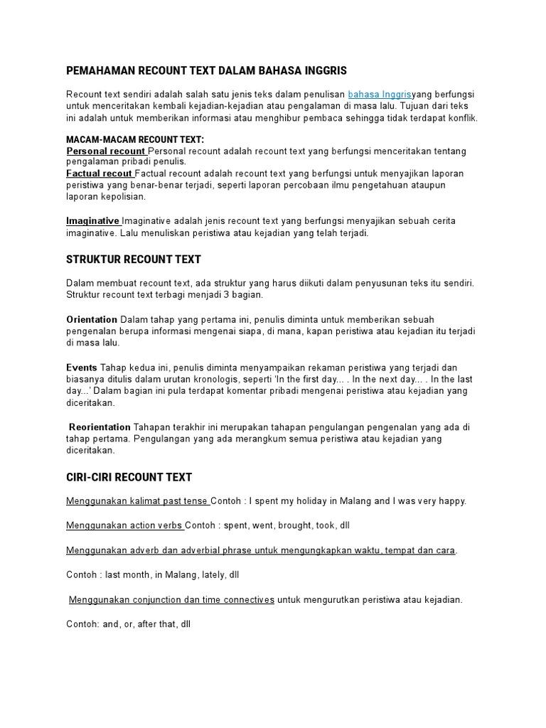 Contoh Teks Laporan Percobaan Beserta Strukturnya Lengkap Kumpulan Contoh Laporan