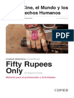 Unidad Didáctica - 'Fifty Rupees Only' (castellano)