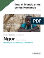 Unidad Didáctica - 'Ngor' (castellano)
