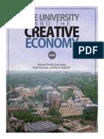 University Andthe Creative Economy