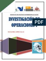 Antologia Investigación de Operaciones i