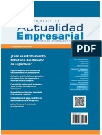 1ra Quincena Abril  2018 Actualidad Empresarial - Edición N° 396