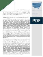 policy document - lgbtiq health