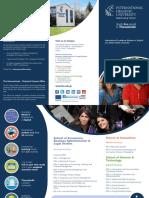 2015 IHU Brochure