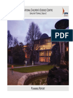 national children's science centre planning report - Dublin City Council
