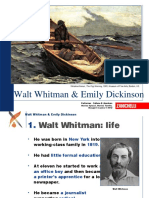12 Whitman Dickinson