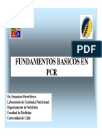 Clase Fundamentos PCR