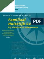 Multidisciplinaire Richtlijn Familiaal Huiselijk Geweld_web