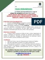 28.03.2018 Av, Design, Cvi, Dd - Prorrogação