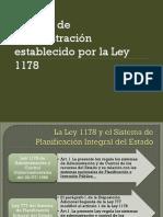 Charla Ley 1178 a Gob Electronico