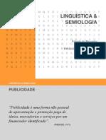 LINGUISTICA & SEMIOLOGIA