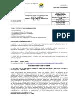 160266022 Guia II Estructuras Celulares