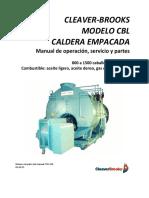 750-158 CBL 2003 Spanish - Espanol