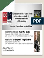 Palestra AVI IDC.