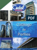 Cedal Catalogo de Ensambles de Aluminio