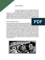 Anarquismo en El Peru