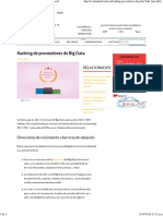 Ranking de proveedores de Big Data - EvaluandoCloud.pdf