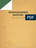 Madhaafaanka Murtida