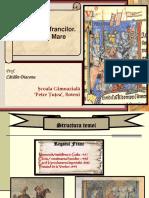 Crestinarea Francilor. Carol Cel Mare