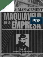 Maquiavelo Empresa