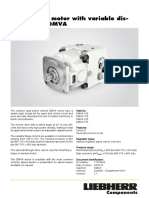 Liebherr Technical Data Dmva Single Motor