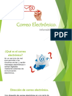 Presentación Correo Electrónico
