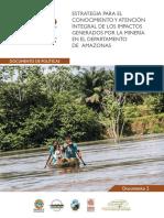 Estrategia Para El Conocimiento Impactos Mineria AM-USAID