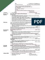 urvashi gupta resume 2018