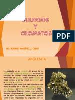 11 Sulfatos y Cromatos
