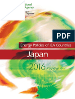 Energy Policies of i e a Countries Japan 2016