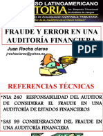 Error Fraude