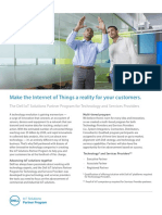 Dell IoT Program Brochure
