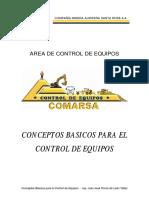 1º Conceptos Basico Control de Equipos