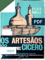 Artesãos Do Padre Cícero - Sylvio Rabello